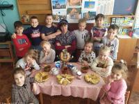 В детском саду встретили МАСЛЕНИЦУ