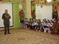 В детском саду состоялся праздник, посвященный Великой ПОБЕДЕ