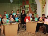 """10 апреля в рамках Года экологии в детском саду прошёл мастер-класс """"Азбука крымских первоцветов"""""""
