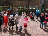 Развлечение для детей средних групп