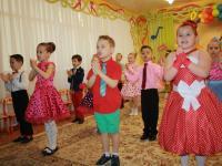 24-26 мая в детском саду прошли выпускные утренники