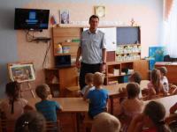 С 25 по 29 сентября в детском саду прошла Неделя безопасности