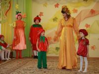 В детском саду состоялись ОСЕННИЕ УТРЕННИКИ.