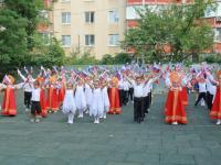 Празднование Дня флага России в ДОУ
