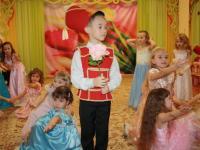 В детском саду состоялись праздники для любимых мам