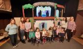 Посещение Крымского академического театра кукол