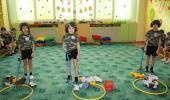 В детском саду состоялся ПРАЗДНИК МУЖЕСТВА